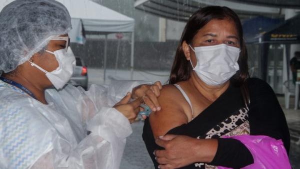 Em Manaus, pessoas de 50 a 54 anos com comorbidades podem se vacinar a partir de sábado (3)