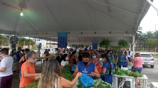 Feirão do Pescado movimenta R$ 1,3 milhão na Semana Santa em Manaus