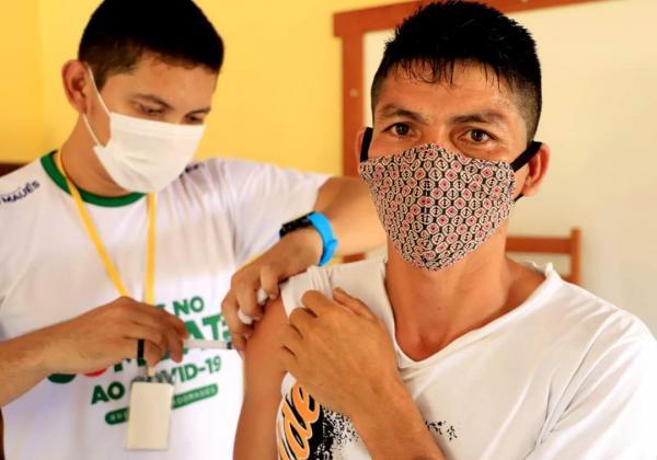 Maués acima da média nacional na imunização e menor taxa de internações