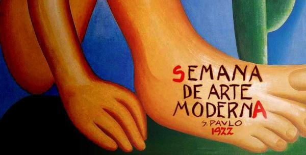 Manaus é destaque nos eventos pelos 100 anos da Semana de Arte Moderna