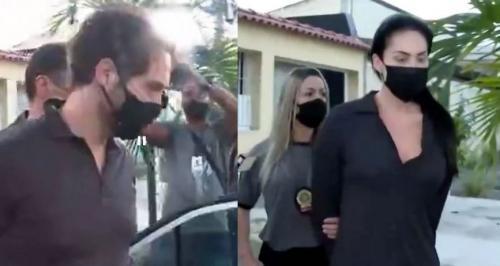 Polícia do Rio prende Dr Jairinho e mãe do menino Henry, morto há um mês