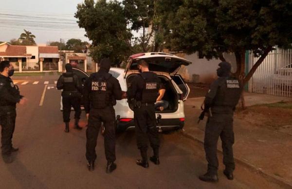 PF deflagra operação que mira fraudes em licitação do Incra com Prefeitura de Rio Preto (AM)