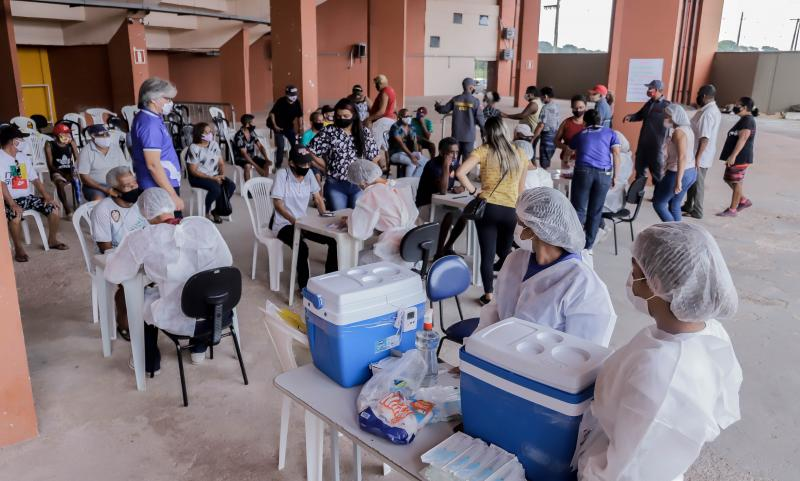 MP/PA e DPE recomendam que Governo e Prefeitura de Belém adiantem vacinação de pessoas com deficiência