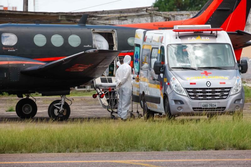 Hospitais de Santarém, Juruti e Itaituba receberam 403 pacientes de municípios do Oeste do Pará este ano