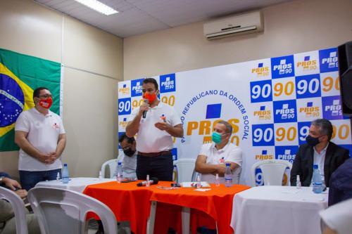 Dr Mike assume Pros no Amazonas e partido deve ter candidato a federal