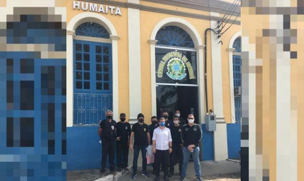 MP/AM e Polícia cumprem busca e apreensão na Câmara de Humaitá