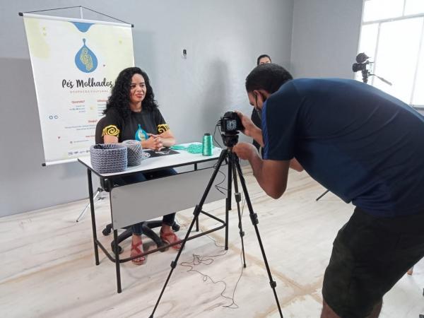 Oficinas agregam habilidade e despertam o empreendedorismo em abrigos de Manaus