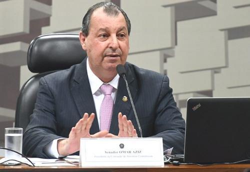 Omar vai presidir CPI da Covid com apoio do Planalto e da oposição, diz Folha
