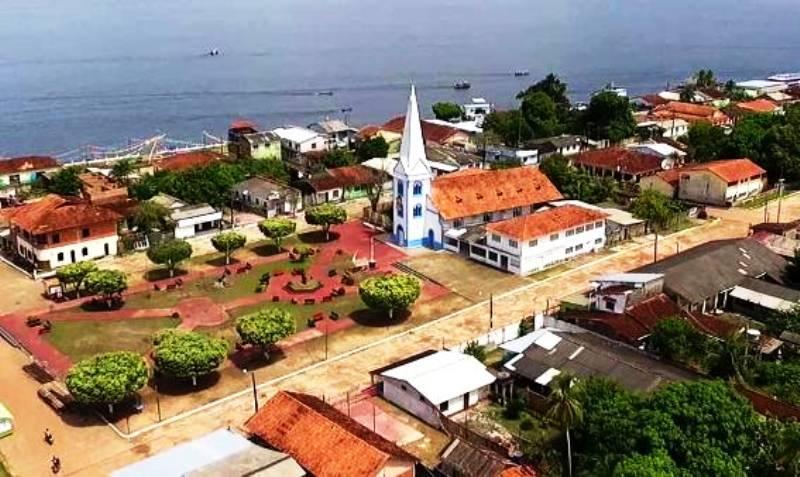 Faro é o município que mais vacina contra a Covid, proporcionalmente, no Oeste do Pará