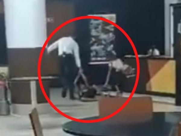 Segurança que arrastou mulher em shopping de Manaus é demitido