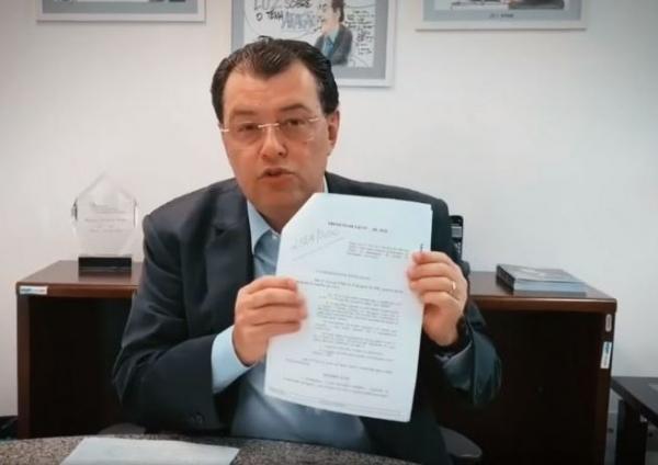 Braga assegura voto a favor de projeto do piso salarial para enfermeiros e técnicos em enfermagem