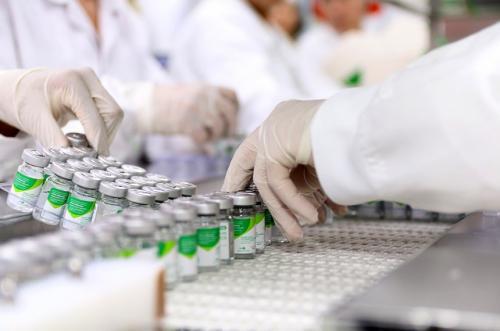 Ministério Saúde distribui hoje (29) mais de 5,2 milhões de vacinas ao estados