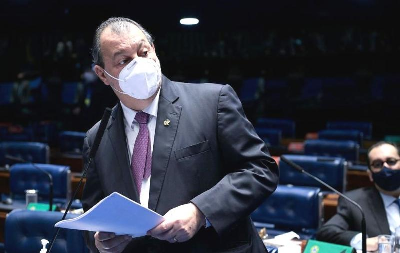 Presidente da CPI da Covid apoia piso nacional de enfermeiros e técnicos em enfermagem