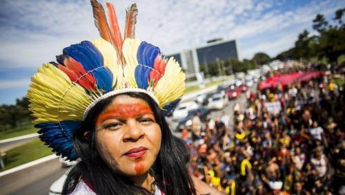 PF intima líder indígena Sonia Guajajara por críticas ao governo Bolsonaro