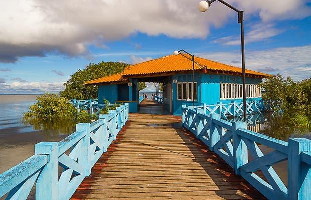 CAT, em Alter do Chão, é interditado devido subida do Rio Tapajós
