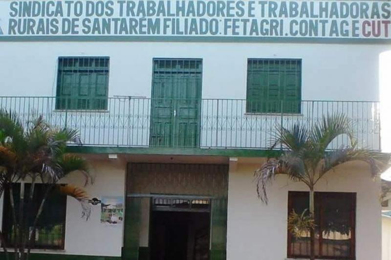 MPF pede abertura de inquérito por 'invasão' de madeireiros a Sindicato, em Santarém