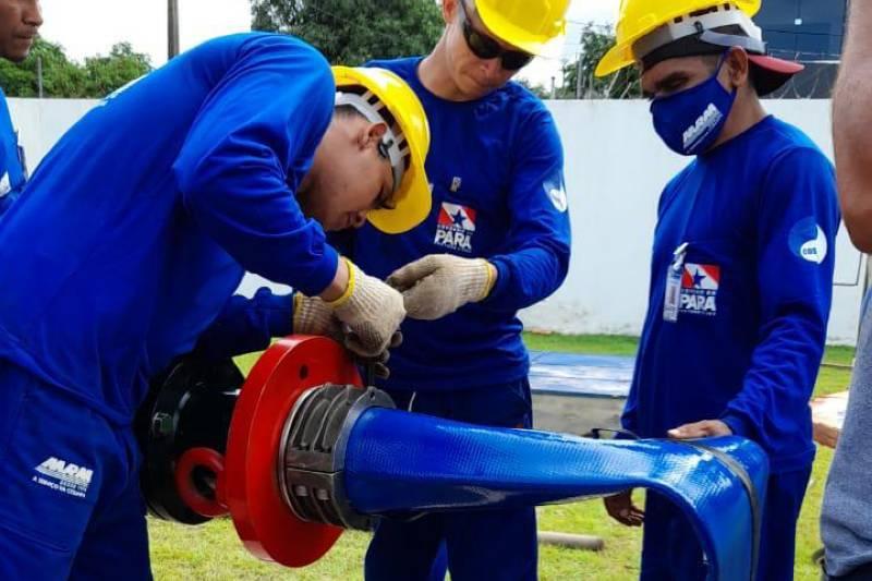 Cosanpa entrega novo sistema de abastecimento de água nesta sexta (7), em Santarém