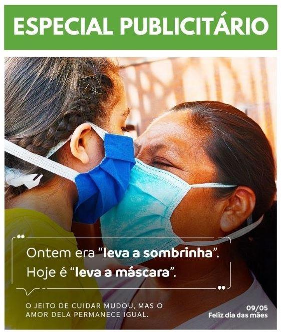 ESPECIAL PUBLICITÁRIO - DIA DAS MÃES 2021
