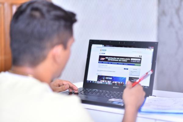 Cetam abre 30 mil vagas para cursos profissionalizantes em 56 municípios