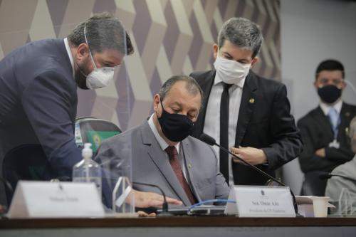 59% dos brasileiros aprovam CPI da Pandemia no Senado, diz pesquisa Exame