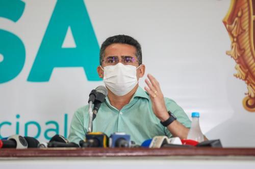 Prefeito de Manaus irá solicitar ao MS inclusão de jornalistas e garis na vacinação contra a Covid