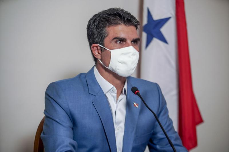 Helder diz que fakenews e divergências com Salles prejudicam questões ambientais no Pará