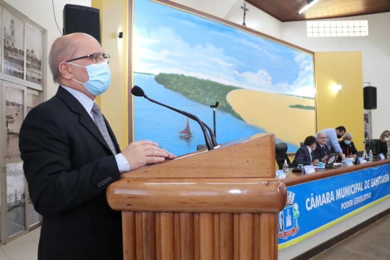 Carlos Martins pede Pronto Socorro e conclusão do hospital infantil em Santarém