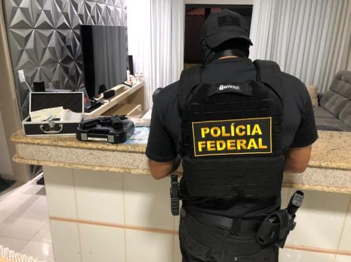 PF desmantela esquema de transporte de drogas a partir de Rondônia para outros estados