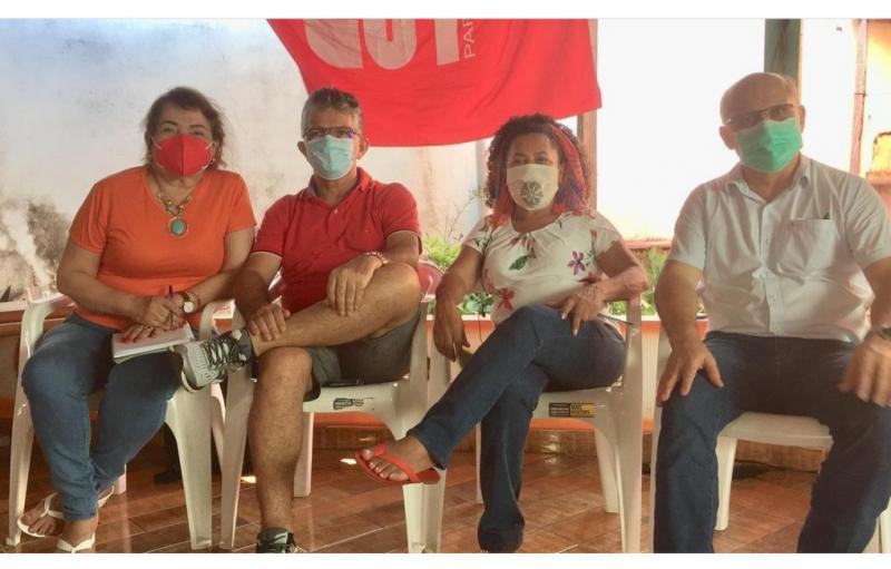 Maria do Carmo será candidata à deputada estadual em 2022