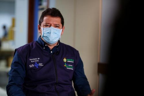 Secretário de Saúde do Amazonas pede demissão