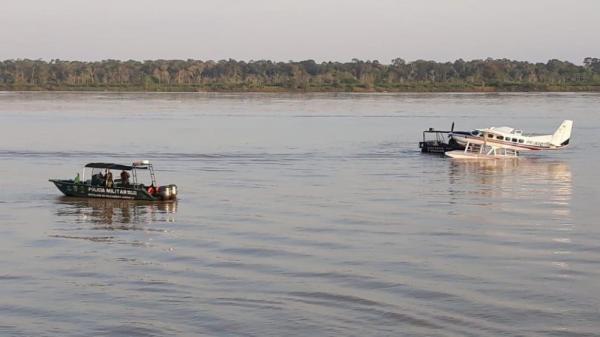 TRF1 manda Força Nacional e PF protegerem indígenas e ribeirinhos da PM, no Rio Abacaxis (AM)