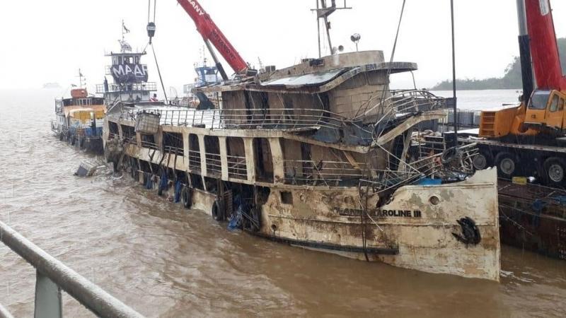 MPF denuncia vereador de Santarém, dono do navio Anna Karoline, por homicídio culposo