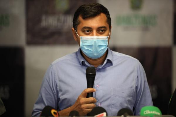 Wilson anuncia vacinação de pessoas a partir de 40 anos em Manaus