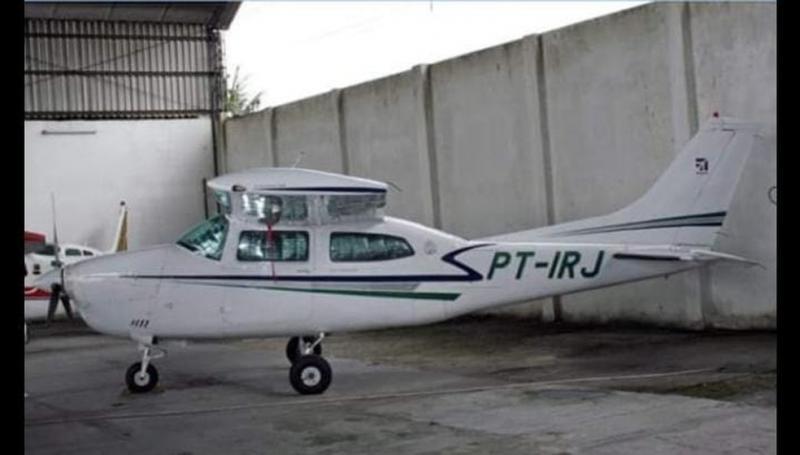 PF investiga se avião pilotado pelo santareno Toninho Sena, pertence à facção criminosa