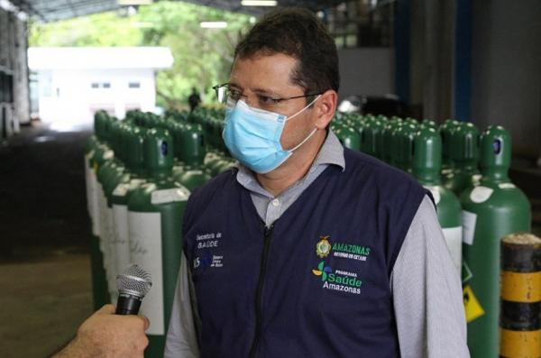 Ex-secretário de Saúde do Amazonas depõe à CPI da Covid nesta terça (15)