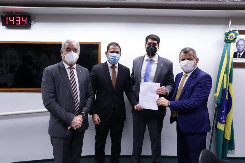 Projeto de Lei que regulamenta mercado de carbono é aprovado na Comissão de Indústria da Câmara