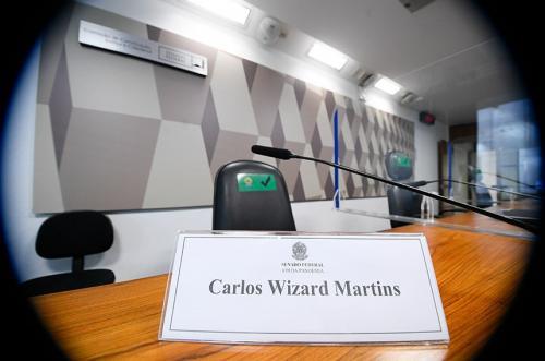 CPI vai pedir retenção do passaporte de Wizard, após ausência não justificada
