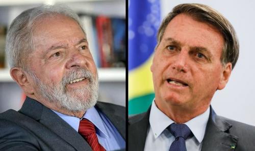 Pesquisa Ipec mostra Lula com 49% contra 23% de Bolsonaro