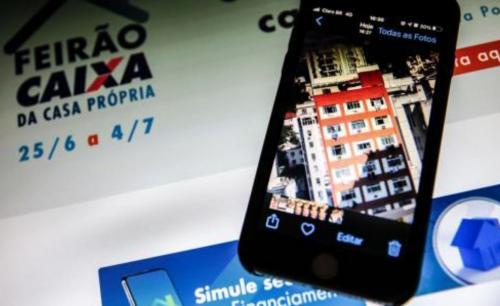 1º Feirão Digital da Casa Própria, que oferta 180 mil imóveis, termina hoje (4)