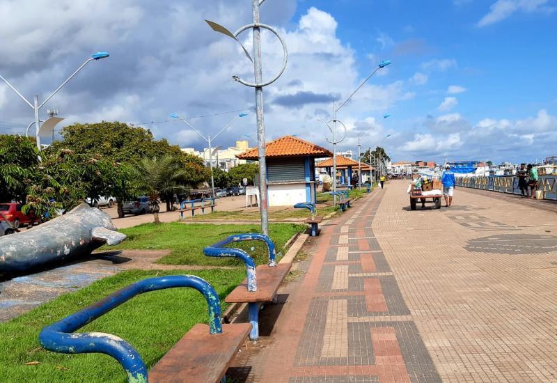 Prefeitura marca licitação para concessão de quiosques da orla, parque, praças e Alter