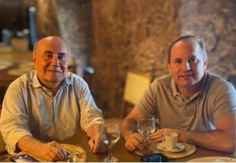 Helenilson convida Flexa para disputar o Senado pelo PSD