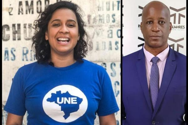 Presidente da Fundação Palmares ataca primeira negra eleita para presidir UNE