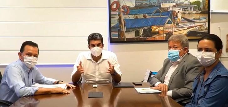Deputado José Maria Tapajós tem demandas atendidas pelo Governo do Pará
