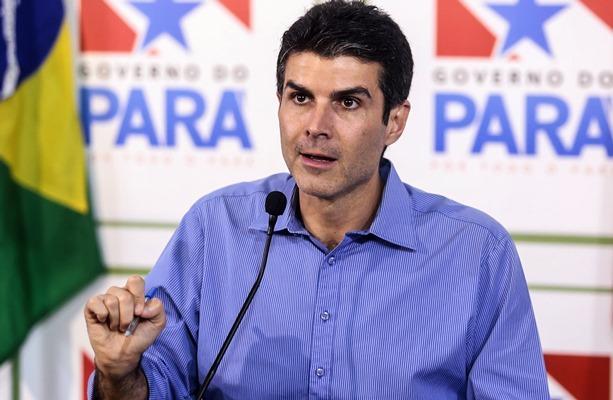 Governador do Pará informa que teve celular clonado, novamente