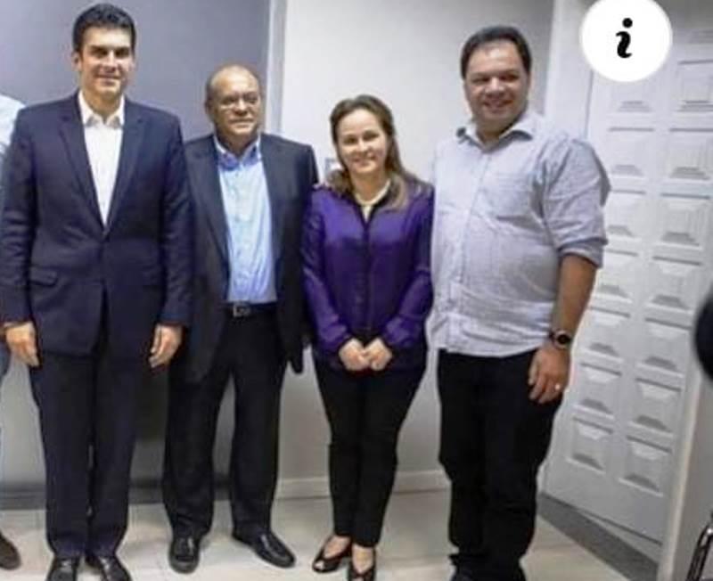 PSDB, de Jatene, formaliza apoio à base de Helder Barbalho