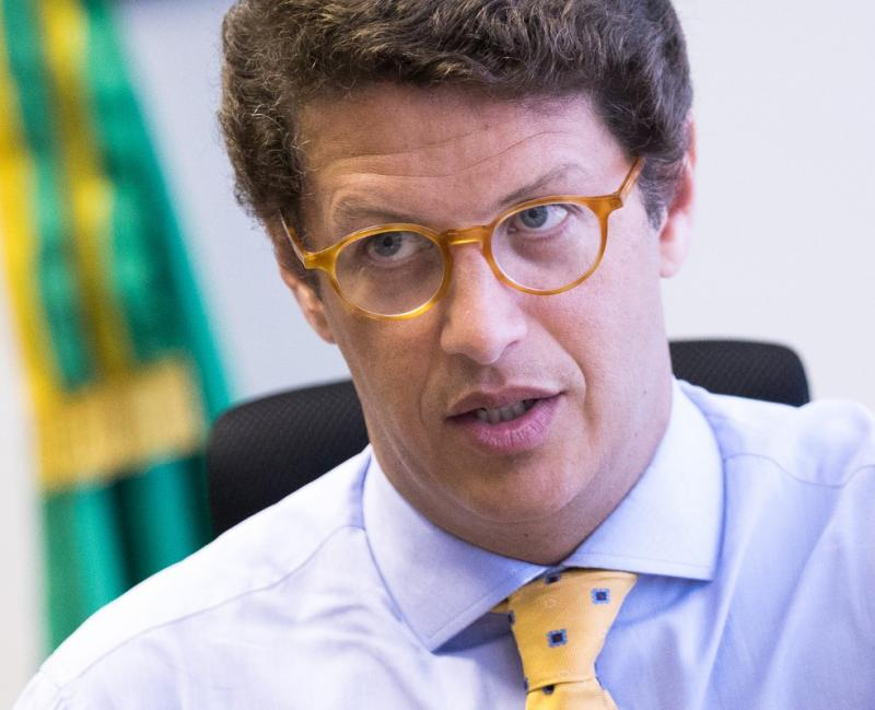 Investigação contra Salles deixa STF e vai para a Justiça de Altamira, no Pará