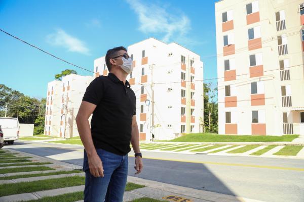 David Almeida quer construir 5 mil casas populares até o fim do mandato