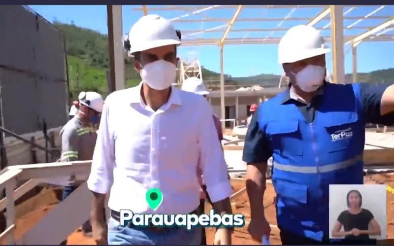 Helder posta vídeo 'Por todo o Pará', após Jatene dizer que 'governo não tem obras'