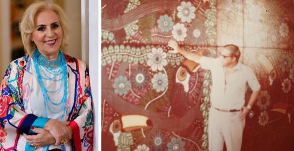 Norma Araújo apresenta exposição que conta a história do pai, o artista Renato Araújo