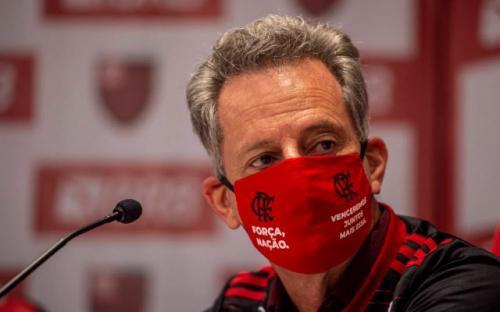 Presidente do Flamengo e Presidente da Federação Paulista assumem presidência da CBF